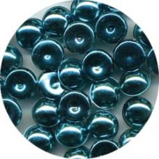 Акриловые капли Dew Drops Small Bottle, 5мм, Metallic Teal (DD-BOTTL-45)