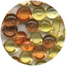 Акриловые капли Dew Drops Small Bottle, 5мм, Sunflower (DD-BOTTL-5)