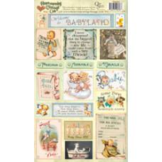 Коллаж Heartwarming Vintage Cuts Малыш (CSHVC-3)
