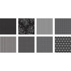 Набор бумаги Slice Black&White (32256)