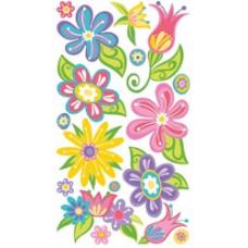 Наклейки Цветы (SP-VC26)