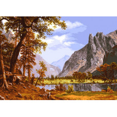 Калифорнийский пейзаж (G716)