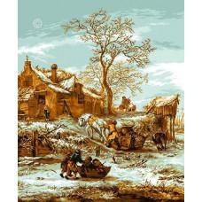 Голландская зима (G573)*
