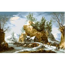 Зима в Аппенинах (G705)*