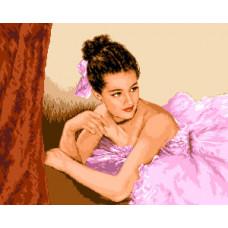 Набор для вышивки GOBLENSET Прекрасная балерина (G745)