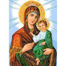 Икона Божья матерь (G350)