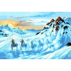 Кони из лавины (G564)
