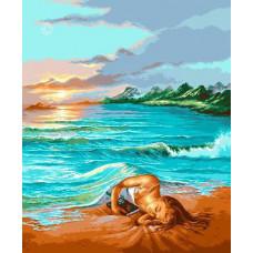 Укрываясь морем (G574)