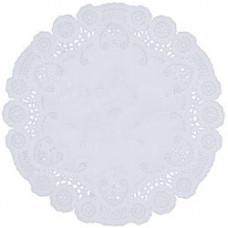 Бумажные салфетки French Lace Paper Doilies 25,4см (230-10)