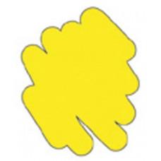 Маркер с бархатным эффектом Puffy Velvet Marker Желтый (10205)