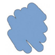 Маркер с бархатным эффектом Puffy Velvet Marker Голубой (10210)
