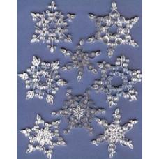 Набор для квиллинга Quilled Creations Снежинки (Q40-3)
