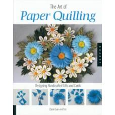 Книга Искусство квиллинга The Art Of Paper Quilling (QU-386)