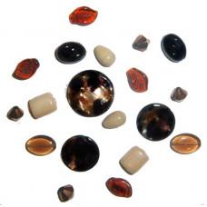 Набор бусин и бисера Dress It Up Special Selection Beads, Style #15, 23 гр. (2630)