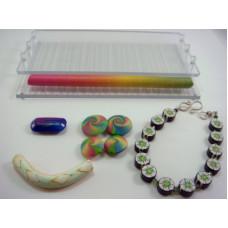 Инструмент для создания правильных форм Tube Bead Roller Set 1 (12515E)