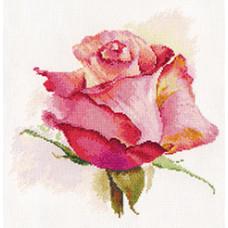 Набор для вышивания крестом Алиса Дыхание розы. Очарование (2-39)