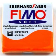 Полимерная глина Fimo Soft, Mandarin (8020-42)