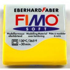 Полимерная глина Fimo Soft, Sunflower (8020-16)