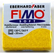 Полимерная глина Fimo Effect Glitter Gold (8020-112)