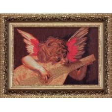 Ангел с лютней (429)