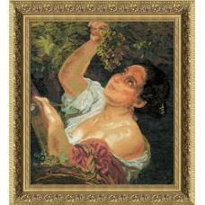 Набор для вышивания крестиком Чарівна мить Виноградница (299)
