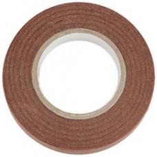 Флористическая лента, коричневая (35754-13)