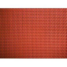 Виниловая канва, оранжевая, 14