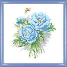 Голубые розы (РТ-043)