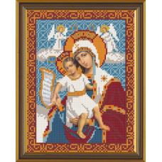 Богородица Достойно есть (С9011)
