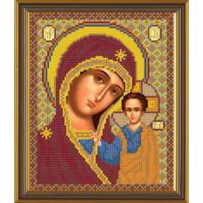 Богородица Казанская (С9036)