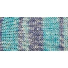 Носочная пряжа Deborah Norville Collection Serenity Sock Yarn, Indigo(DN104-06)