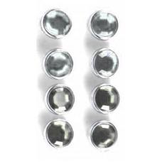 Брадсы большие кристальные Прозрачные (D71-CLR)