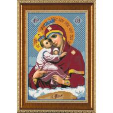 Богородица Почаевская (Бис1208)