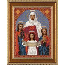 Св.Вера,Надежда,Любовь и София (Бис1212)