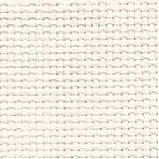 Аида, 14, Zweigart, (3706/101) молочно-белая, метраж