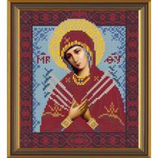 Богородица Семистрельная (БИС9007)