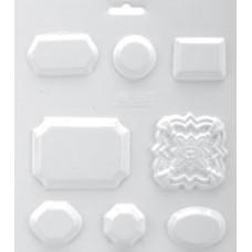 Формы для мыла Ассорти (600303)