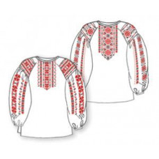 Сорочка женская ТПК-162 1/1, размер 52
