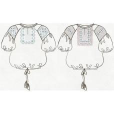 Сорочка женская (кор. рукав)0302, 40 размер