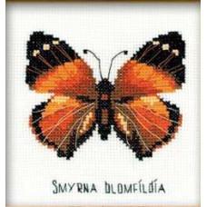 Бабочка Нимфалида (НВ-094)*