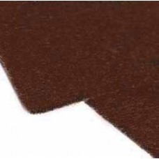 Фетр (войлок) листовой, 31 х 22,5, шоколадный - Cocoa Brown (851)