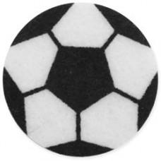 Комплект мячей футбольных из фетра на самоклейке (1SHP-01300)