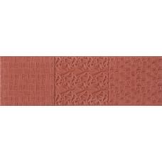 Резиновая текстурная пластина для пластика, штампинга Woven Threads (69386)