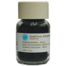 Бархатная пудра Martha Stewart Flocking Powder Ebony (MST823899)