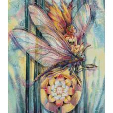 Фея и стрекоза - Dragonfly Fairy (JB-009)