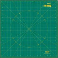 Мат-подложка на поворотном основании 43 х 43 см - Olfa Spinning Rotary Mat (RM17S)