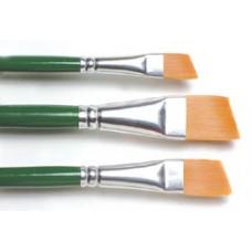 Набор кистей со скошенным краем, 3 шт. (1278)