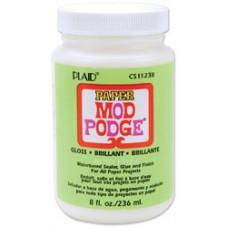 "Клей для декупажа Mod Podge Paper Gloss Finish""Глянцевый""для бумаги (CS11238 )"