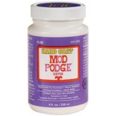 Клей для декупажа Mod Podge Satin Hard Coat - Твердое покрытие- (CS11245)