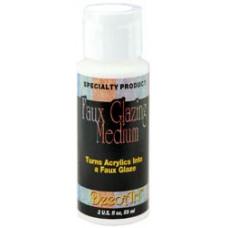 Средство Faux Glazing Medium для получения эффекта остекления (DS18 2)